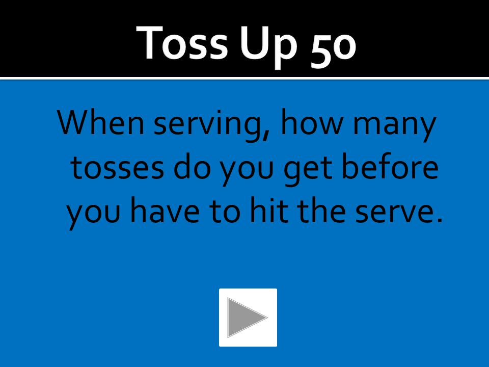 As players hit more pace and power, top spin is necessary in order to keep the ball in the court.