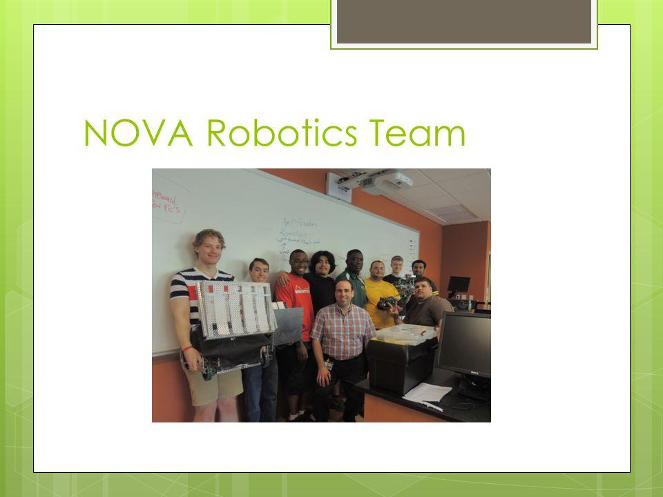 NOVA Robotics Team