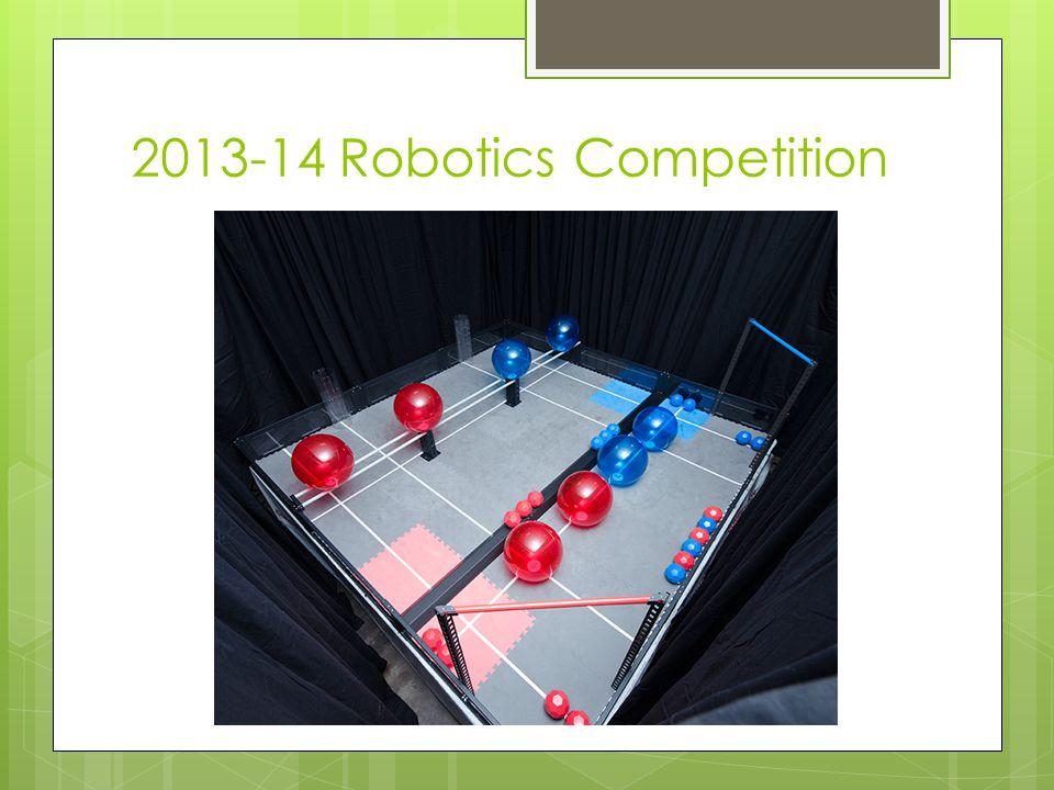 2013-14 Robotics Competition