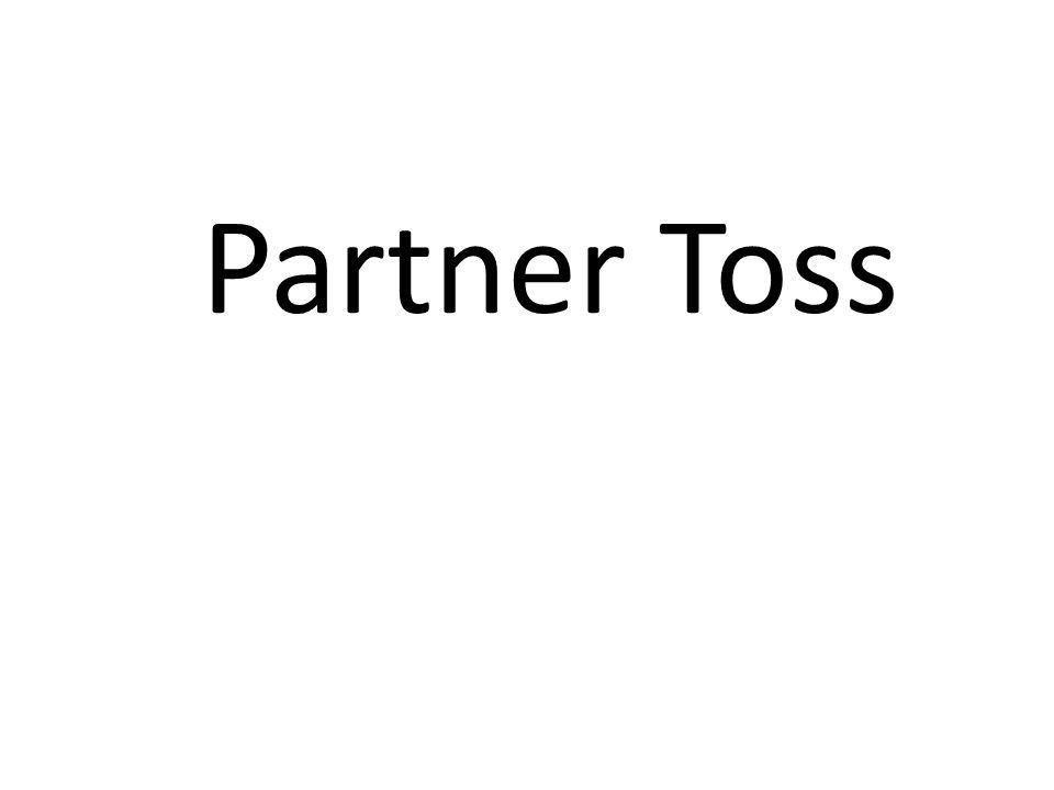 Partner Toss