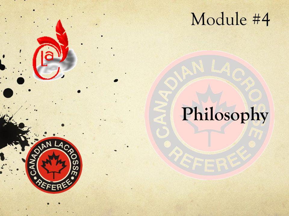 Module #4 Philosophy