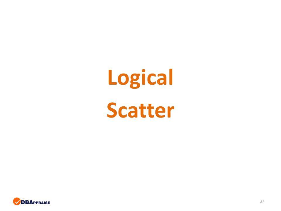 37 Logical Scatter