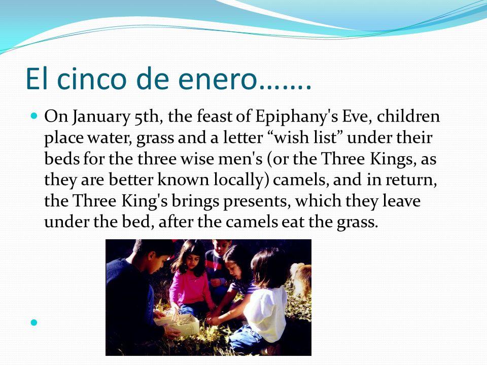 FELIZ !!Día de Los Reyes Magos