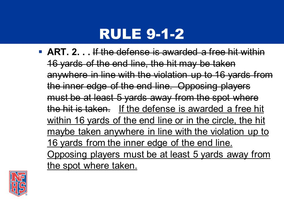 RULE 9-1-2  ART. 2...