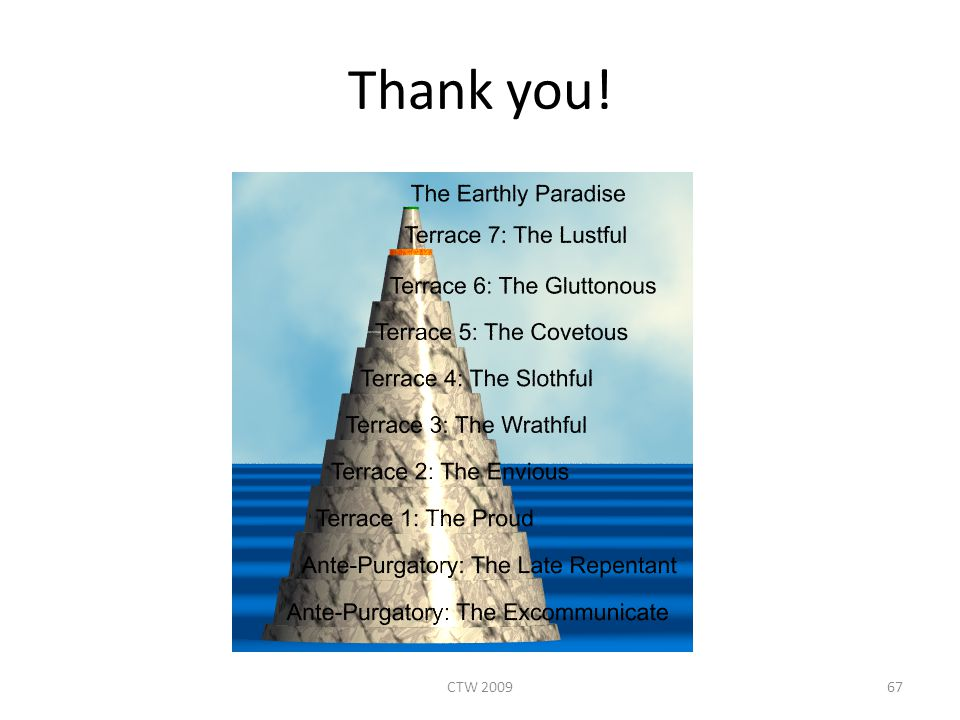 Thank you! CTW 200967