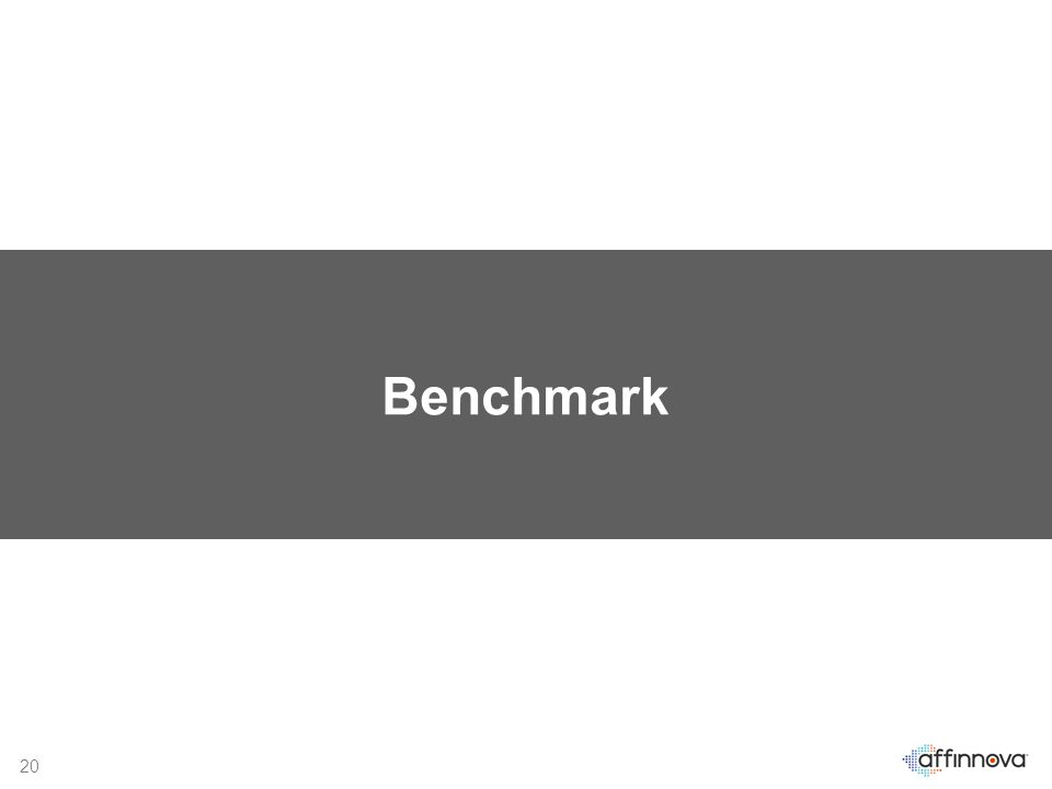 20 Benchmark