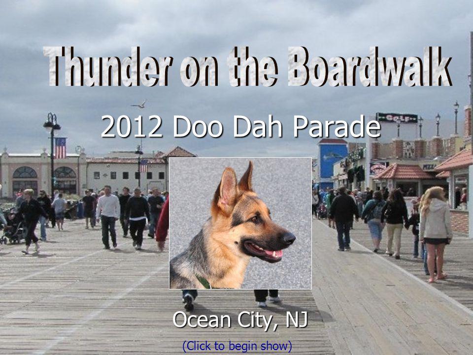 2012 Doo Dah Parade Ocean City, NJ (Click to begin show)