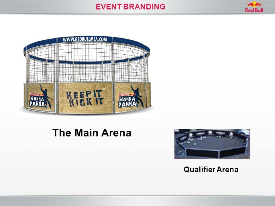 The Main Arena Qualifier Arena