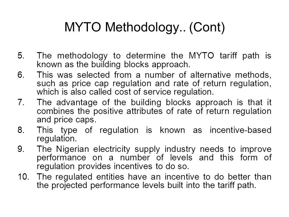 MYTO Methodology..