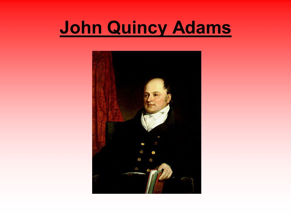 1.Clay and Adams struck a deal, Clay agreed to use his influence as speaker of the house to defeat Jackson, hoping to gain the secretary of state post in return.