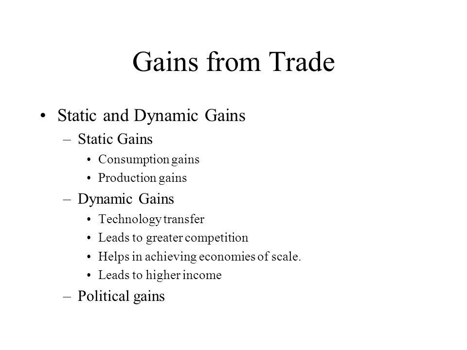 Major Types of Trade Barriers Tariffs –Import Tariffs –Export Tariffs Nontariff barriers –Quotas Import Quotas Export Quotas –Subsidies Import Subsidies Export Subsidies –Qualitative restrictions