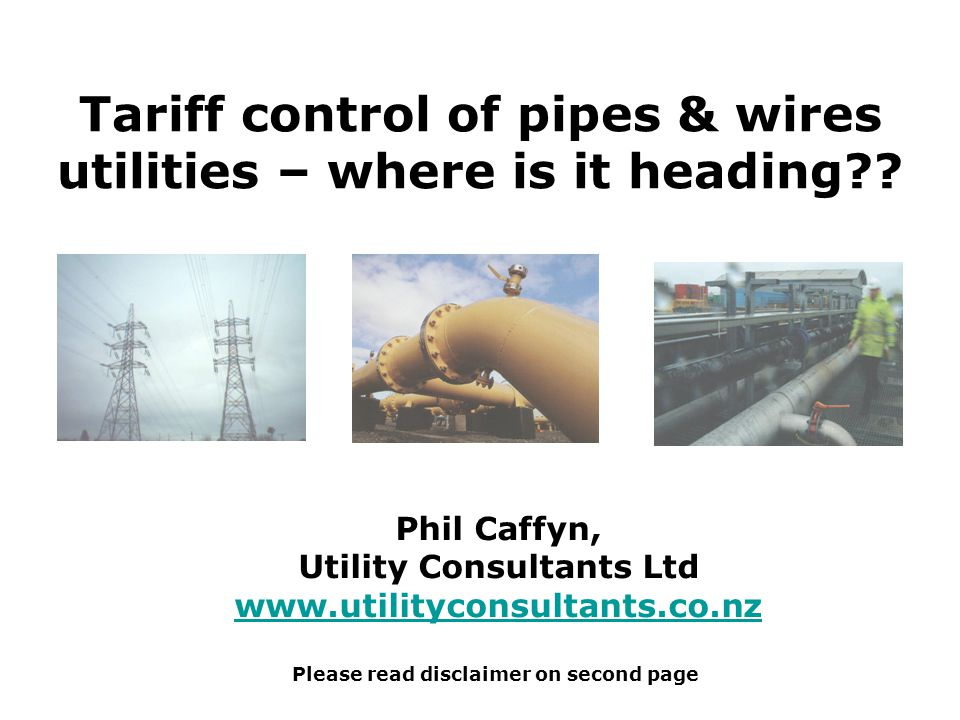 www.utilityconsultants.co.nz42 Access to capital is obviously important for all asset- intensive industries however current WACC thinking is probably not facilitating such access.