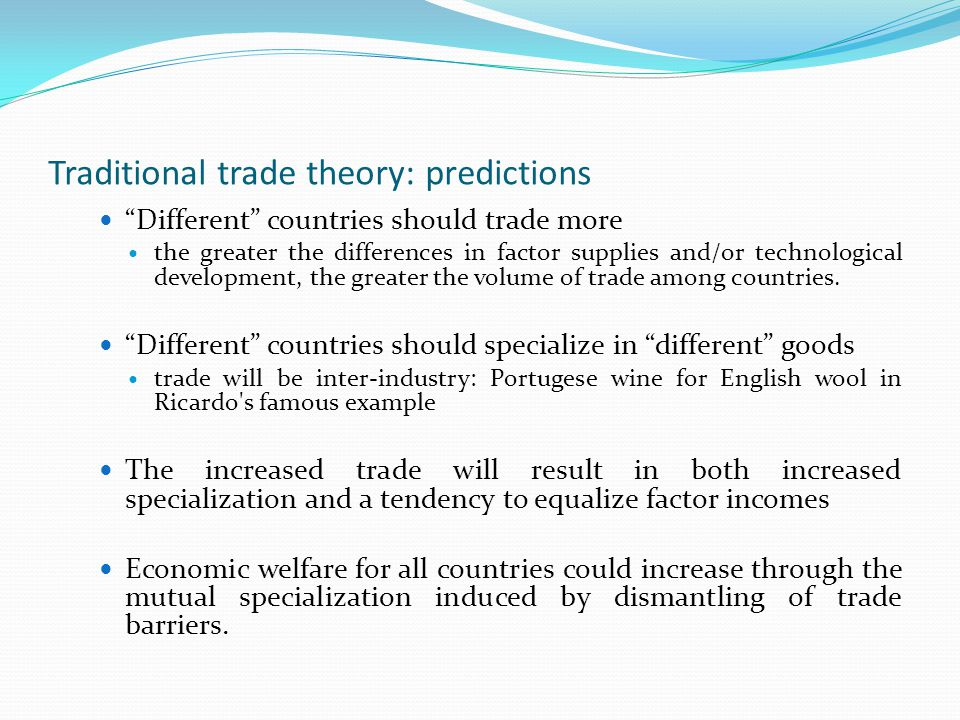 Instruments of Trade Policy 14 Price based measures: –Tariffs –Specific: p=p f + t –Ad valorem: p=(1+t)p f –Export subsidies: p x = p f + s –Export taxes: p x = p f - T Quantitative restrictions: –Quotas –Voluntary Export Restraints