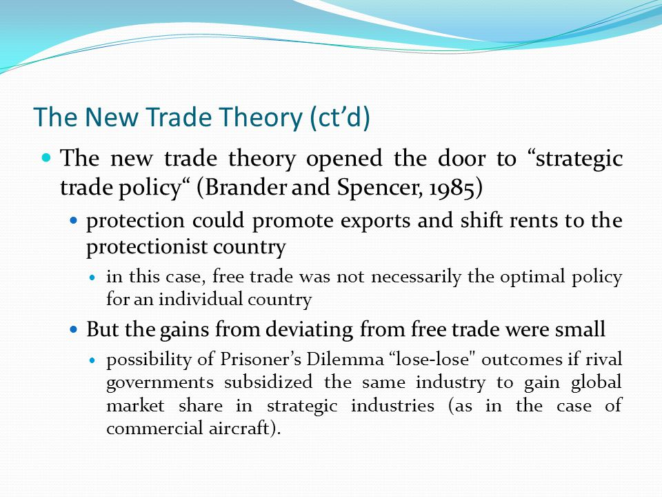 Tariff to Increase Employment in a Particular Industry Tariff on imports will increase the domestic production of the import competing goods and hence labour will move to this sector.