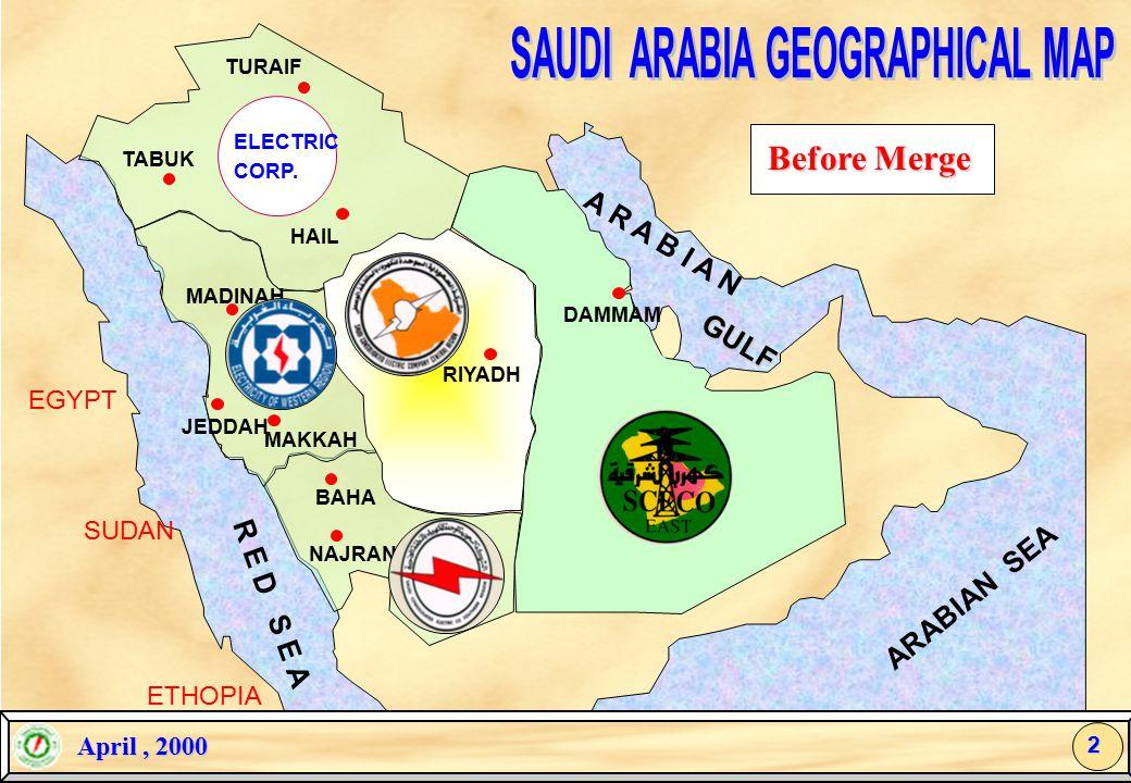 By Abdul Rahman A. Al-Tuwaijri Deputy Minister of Industry & Electricity Kingdom of Saudi Arabia April, 2000 April, 20001