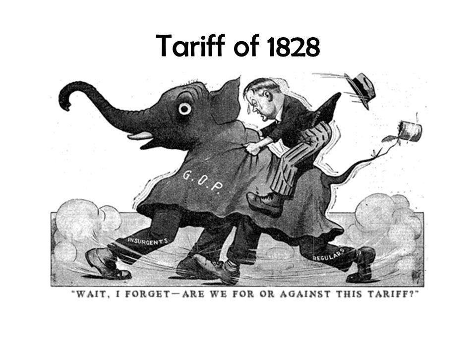 Tariff of 1828