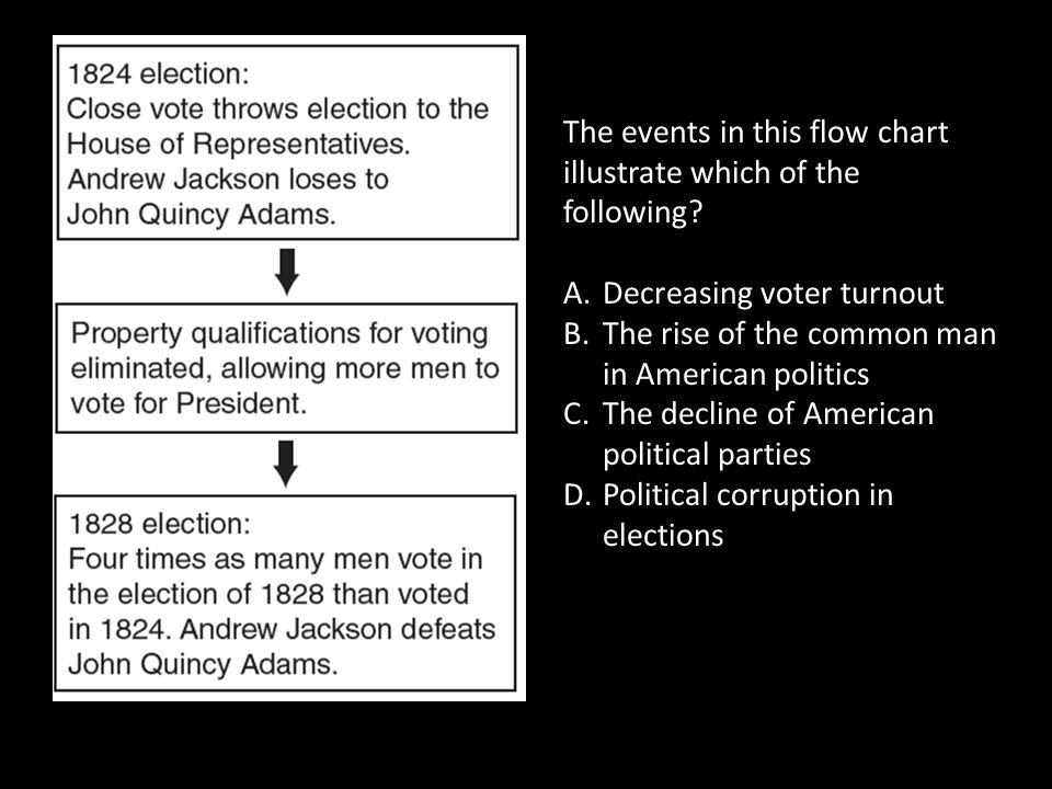 The events in this flow chart illustrate which of the following.