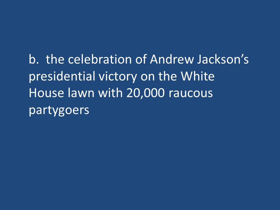 9.How did President Andrew Jackson react to Vice President John C.