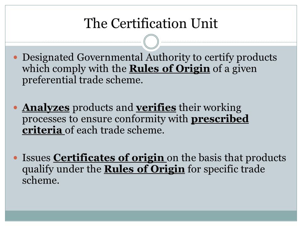 CARICOM/Dominican Republic Under this agreement all goods except three lists of products are eligible for Duty Free Entry.