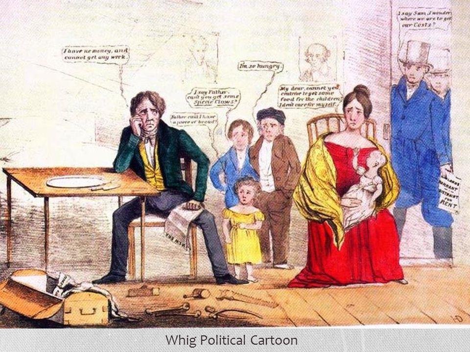Whig Political Cartoon