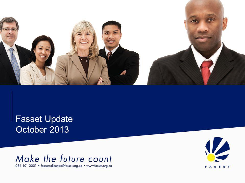 Fasset Update October 2013