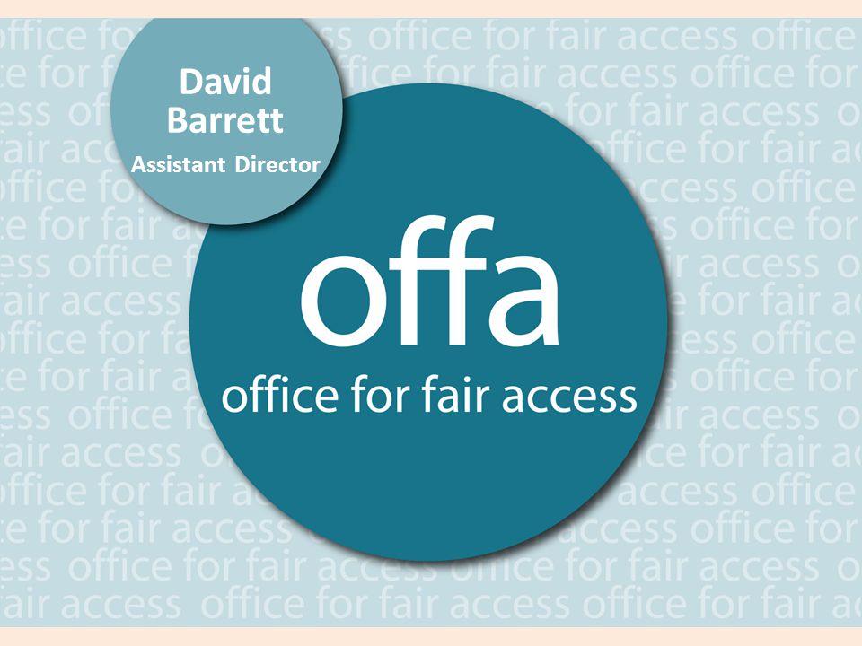 David Barrett Assistant Director