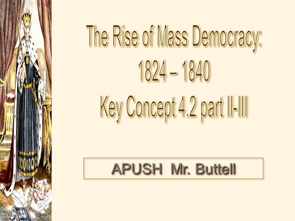 APUSH Mr. Buttell