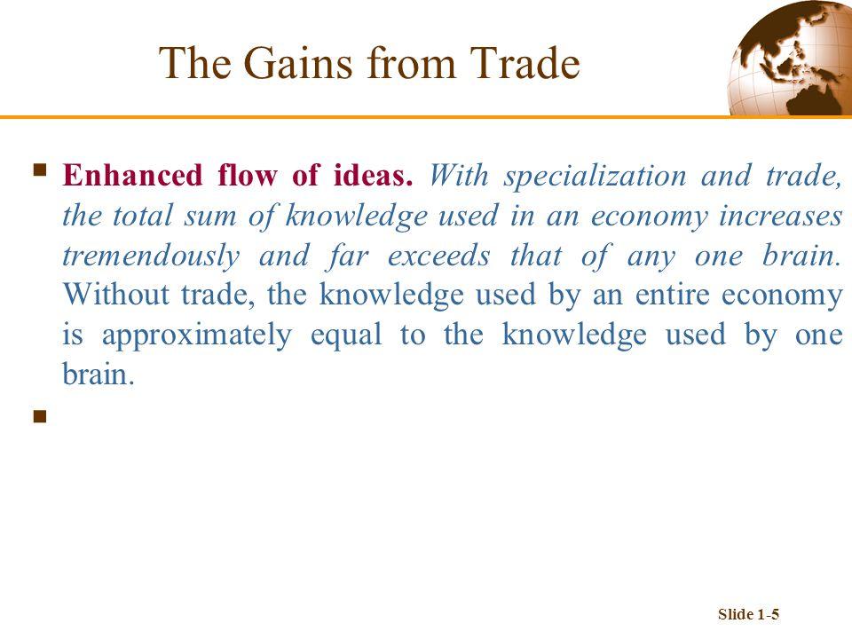 Slide 1-5  Enhanced flow of ideas.