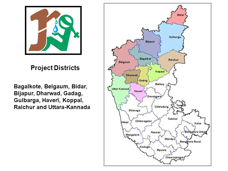 The Jal Nirmal Project A reform initiative from the State Government in Water Supply and Sanitation Service Delivery through decentralized Panchayat Raj Institutions Gram Panchayaths and User Community are the focal point in Planning, Procurement & Implementation of the Project