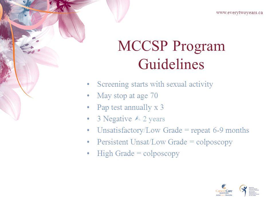 MCCSP Registry is….