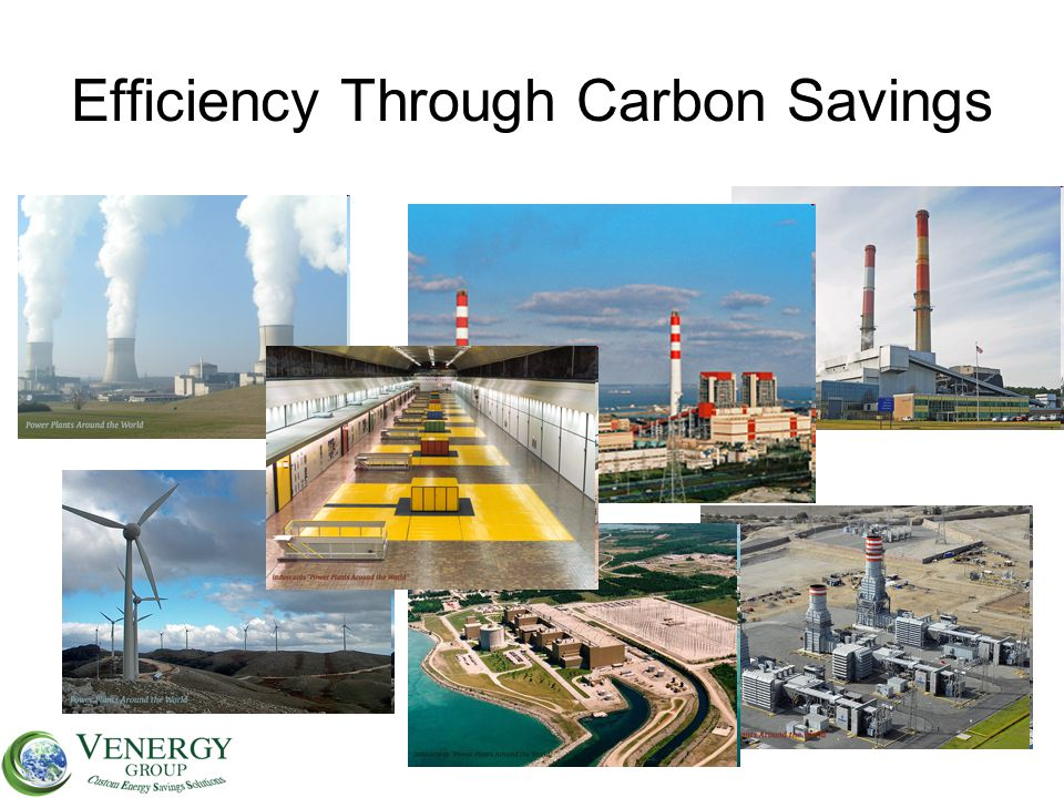Efficiency Through Carbon Savings