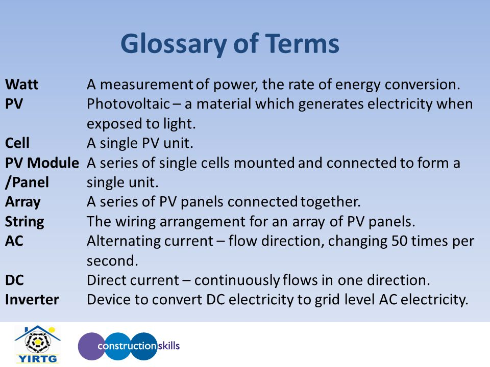 WattA measurement of power, the rate of energy conversion.