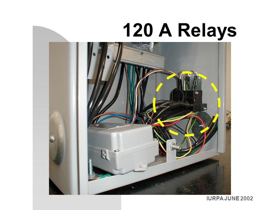 IURPA JUNE 2002 120 A Relays