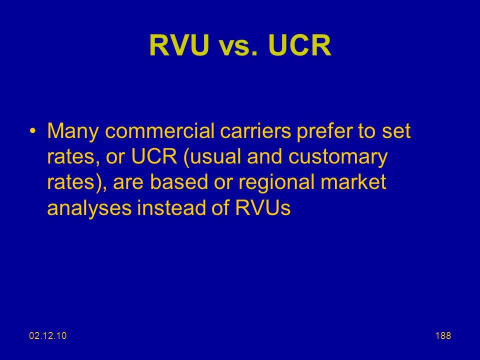 02.12.10 RVU vs.