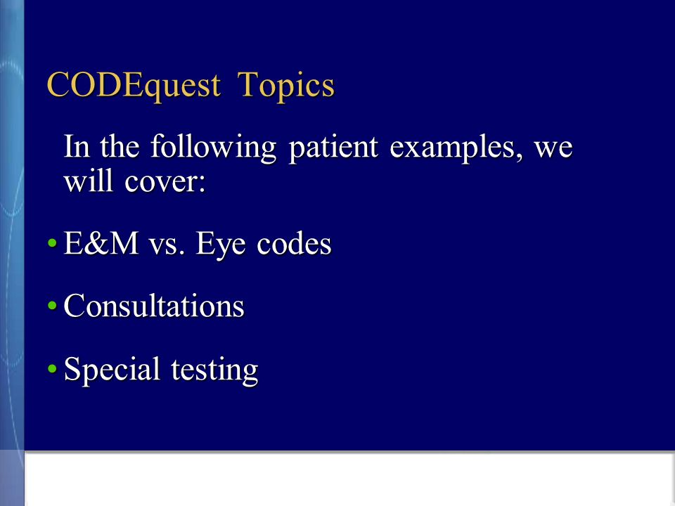 CPT Update Change of description 92135 Scanning computerized ophthalmic diagnostic imaging, posterior segment, (eg, scanning laser) with interpretation and report, unilateral