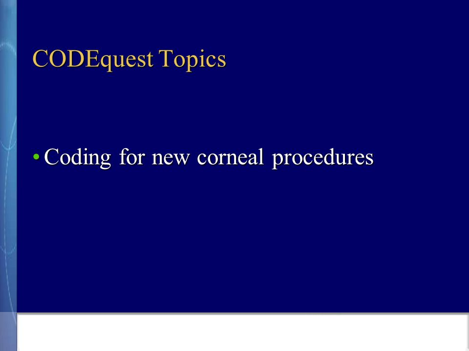Patient #9 Patient complains of lesions left upper lid x 2 weeks.