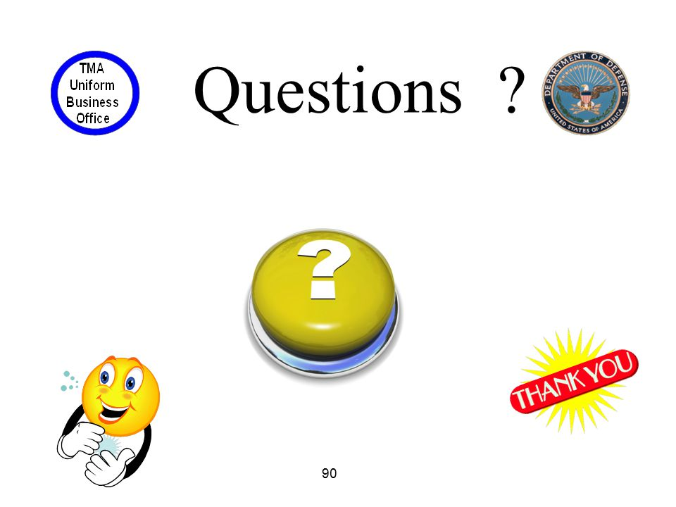 90 Questions ?