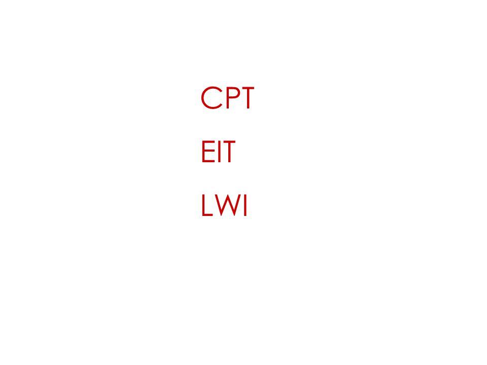 CPT EIT LWI