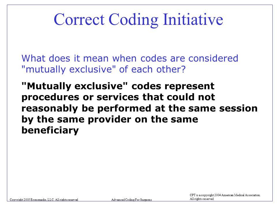 Copyright 2005 Economedix, LLC.