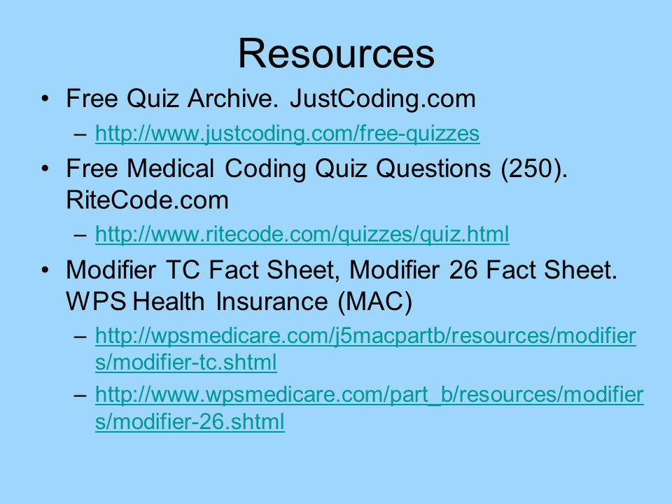 Resources Free Quiz Archive.