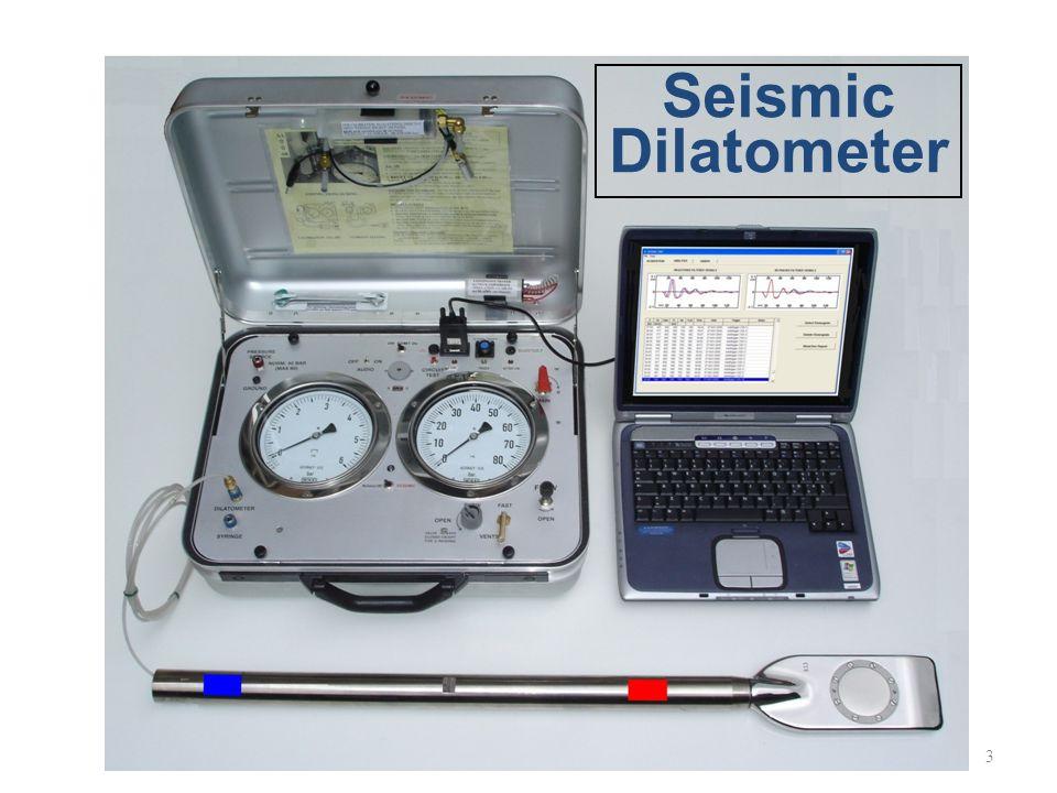Seismic Dilatometer 3