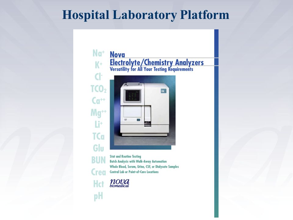 Confidential Hospital Laboratory Platform