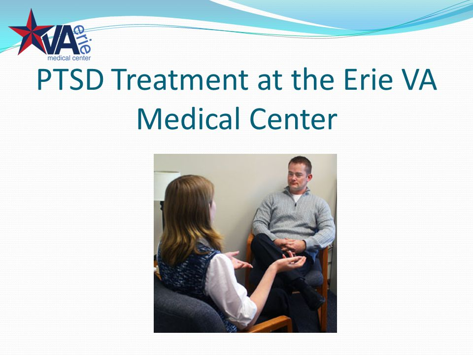 PTSD Treatment at the Erie VA Medical Center