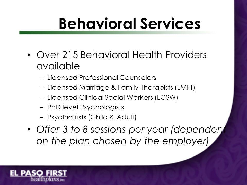 Sun City Behavioral Health Care Our New Location!.