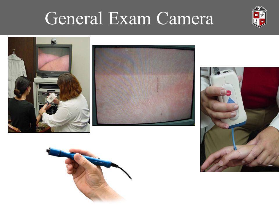 General Exam Camera