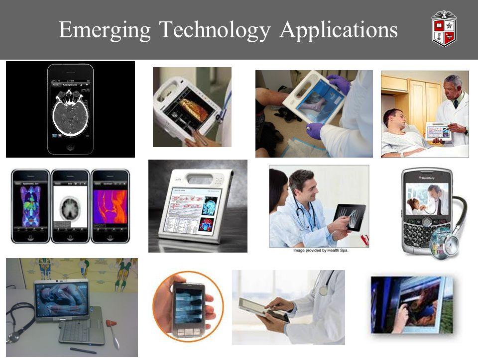 Emerging Technology Applications