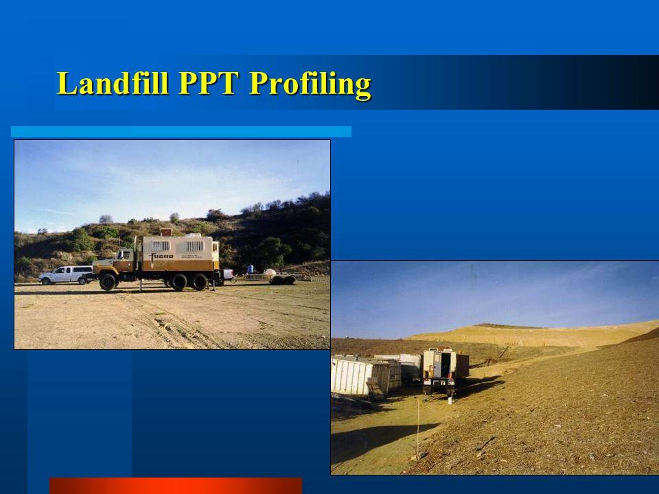 Landfill PPT Profiling