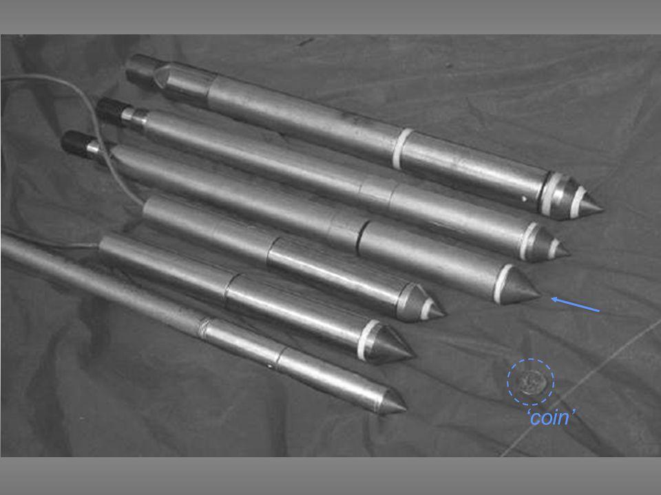 C M y C K material Instalation f 1 = K o1 (  ' vo1 ) tan(   ') C M C K Needed: K o,  vo,  ', C M, C K CMCM CKCK concrete steel drill compactor 1.0 0.8 0.9 1.1