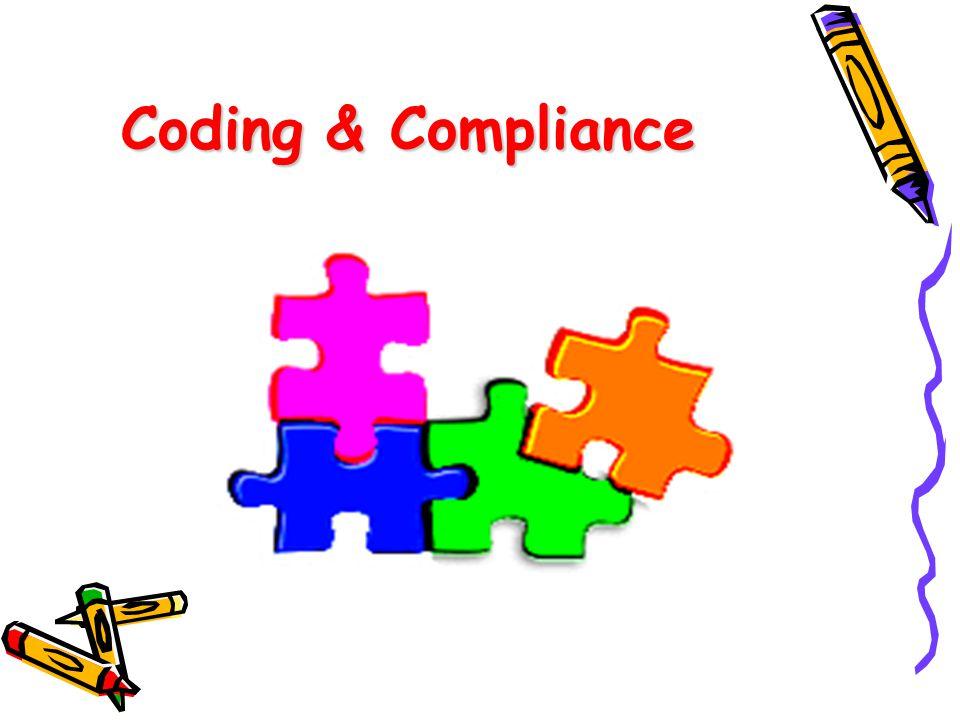 Coding & Compliance