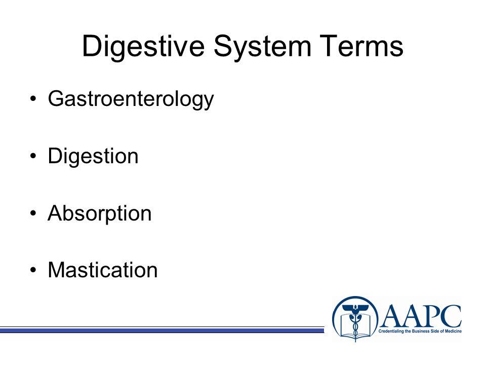CPT® Intestines (except rectum (44005-44779) –Incision Biopsy Exploration –Excision Enterectomy –Laparoscopy